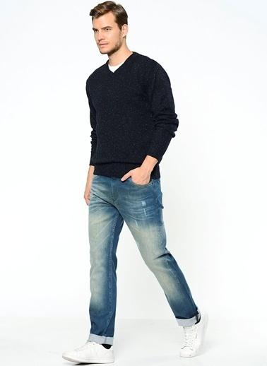 Lee Cooper Jean Pantolon | Harry - Straight Mavi